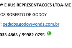 GODOY E KUS REPRESENTACOES LTDA-ME