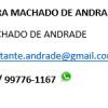 VINICIUS PEREIRA MACHADO DE ANDRADE E CIA LTDA.